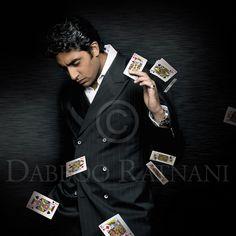 Abishek playing it cool: Daboo Ratnani Photography