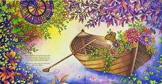 The Time Chamber Derwent Inktense Blocks 72 #coloringbookforadult #coloring…
