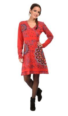 Robe ALICE rouge
