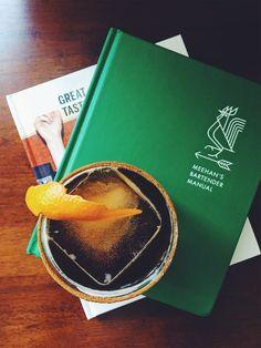 Espresso Orange Margarita for #MargaritaWeek