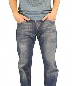 24d4a496dada Lucky Brand Men s Relaxed Jeans. Available at Denim Bar Mke