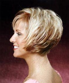 Short+Hair+Styles+For+Women+Over+40 | short hairstyles over 40 – short hairstyles for women over 40 viewed ... by dixie