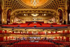 Midland Theater. One of my favorites.  Nora Jones commented that it was one of the nicest theaters she had played in.