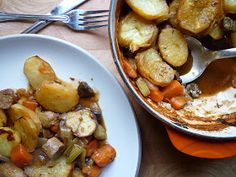 Abbe's Cooking Antics: * Sausage Hotpot
