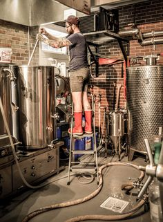On the eastern edge of the North Carolina's Blue Ridge mountains, Fonta Flora Brewery is pursuing a vision of honest and creative beer made with locally sourced ingredients that reflect both the terroir, and the pioneering spirit, of their local