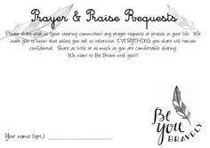 Prayer Request Form Clip Art