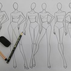 Ideas fashion model drawing sketches for 2019 Sketch Inspiration, Fashion Design Inspiration, Fashion Design Books, Fashion Design Drawings, Sketch Ideas, Fashion Drawing Tutorial, Fashion Figure Drawing, Fashion Model Drawing, Sketches Tutorial