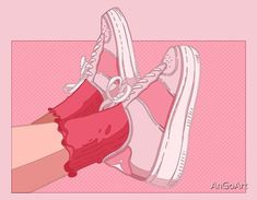 Arte Do Kawaii, Kawaii Art, Kawaii Anime, Aesthetic Drawing, Pink Aesthetic, Aesthetic Anime, Anime Scenery Wallpaper, Cute Anime Wallpaper, Animes Wallpapers