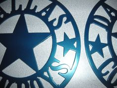 NFL Dallas Cowboys Metal Sign 14 inches in by SPORTSMETALARTWORK