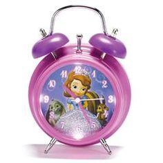 Sofia the First Clock