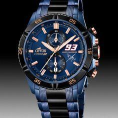4e9dfba8cc74 Reloj Lotus Marc Marquez modelo Edición Limitada - World Champions Chrono GP