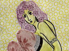 Las prostitutas de #Berni, en el Museo de la #Cárcova
