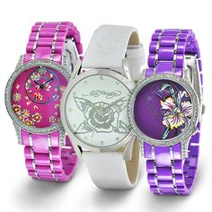 Take a look at the Ed Hardy event on zulily today! #edhardy #zulily #watch