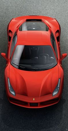 The Ferrari 488 GTB sports car has unrivalled aerodynamics and a zero-to-60 mph clock-in time of less than 3 seconds. Click here.