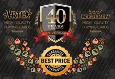 BEST PRICE FOR PREMIUM PLAYING CARDS..