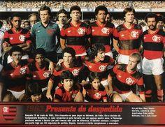 Tricampeão Brasileiro. 1983