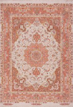 "Tabriz rug fine 231174 Dimensions217 x 150 cm ( 7' 1"" x 4' 11"" ) Origin IRAN"