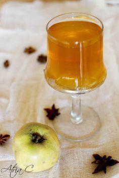 nalewka pigwa Wine Drinks, Cocktail Drinks, Cocktails, Smoothie Drinks, Smoothies, Winter Treats, Irish Cream, Keto Diet For Beginners, Keto Recipes