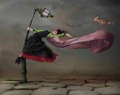 East Urban Home Poster Wind von Vladimir Fedotko Windy Weather, Windy Day, Vive Le Vent, Art Du Monde, Kunst Online, Gordon Parks, Photoshop, Love Fairy, Flirt