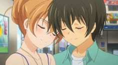 Golden Time - Tada Banri x Kaga Koko Moments Part 2 Anime Trap, 5 Anime, Anime Shows, Top 10 Romance Anime, Golden Time Anime, Bokura Ga Ita, Anime Bleach, Anime Tumblr, Cool Anime Pictures