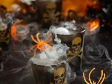 Black Widow Halloween Shot Recipe   Entertaining Ideas & Party Themes for Every Occasion   HGTV
