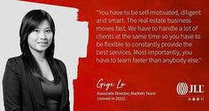 🎓Want to know more about how we work at #JLL? Check out how our past Graduate Trainees have achieved their ambitions>> http://jll.link/6009D6vTc . 🎓想瞭解更多我們在仲量聯行的工作? 即看我們過往的畢業實習生如何實現他/她們的抱負>> http://jll.link/6009D6vTc . . . #AchieveAmbitions #dreamcompany #dreamjob #gradjob #graduatejob #graduate #graduates #graduation #HKCompany #jobreview #jobinterview #trainees #jllhk #joblife #myjob #Success #Goal #realestategoals #CompanyCulture #WorkCulture #successful #workplace #officelife…