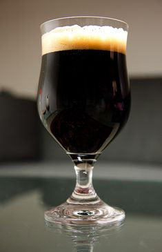 Denny Conn's Bourbon Vanilla Imperial Porter