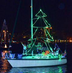 San Diego Bay Parade of Lights Brings Holiday Cheer to Bayfront Dec. 14 and 21 – Coronado Island (eCoronado.com)