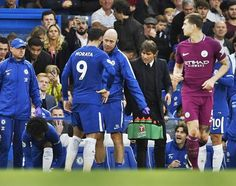 Chelsea will be without Alvaro Morata for several weeks after the hamstring injury he sustained on Saturday against Manchester City