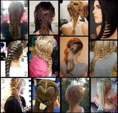 Best Hairstyles for This Last week Of april 2013