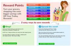 Reward Points from www.offyourtrolley.com.au