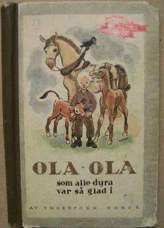 Torbjørn Egner Childhood Memories, Norway, Childrens Books, The Book, Safari, Retro, Film, Reading, Book Covers