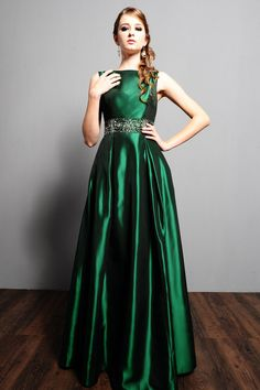 2014 Sexy Bridesmaid Evening Formal Party Ball Gown Prom Dresses Size 4 6 8 10 #green