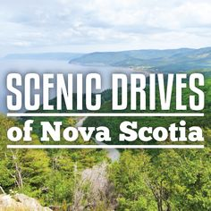 Life is a backroad, and we wanna ride it all day AND night long! Join us and find some beautiful scenic routes along the coastlines of Nova Scotia!