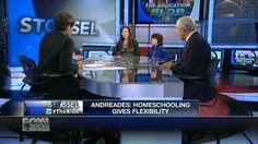 Veritas Press Scholars Academy Student Interviewed on Fox Business