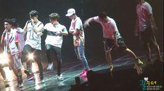 140809 JYP NATION 2014 ONE MIC