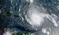 Ojo de ciclón Irma se aleja de Islas Vírgenes Británicas y se enfila a P.Rico