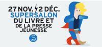 29e Salon du livre et de la presse jeunesse : 27 novembre au 2 décembre 2013. - Doc pour docs le 25 novembre 2013