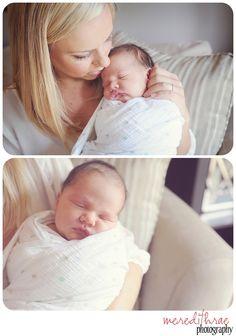 Kansas City Lifestyle Newborn Photographer