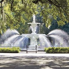 Savannah, Georgia :) a place I want to visit which is where i'm planning on going in February 2014