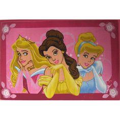 Clearance Disney Princess Kids Rug Easy Au 01 Large