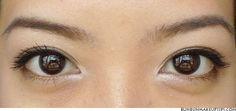Eyeshadow Tutorials for Asian Eyes Part 2: Vertical Gradient Method