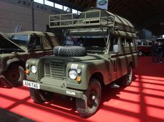 Land Rover 109 Serie III Sw Carawagon owner Pierluigi Ducci. Landrover Defender, Land Rovers, Defenders, 4x4, Weapons, Jeep, Motorcycles, Trucks, Cars