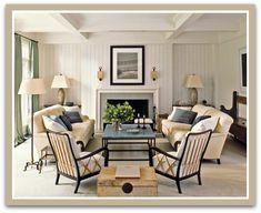 Symmetry Perfection - Pretty room.