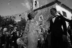 Wedding at Castell d'Emporda