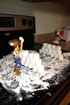 Hi Sugarplum!: 20 Fun Elf on a Shelf Ideas