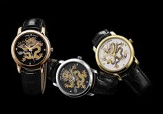 "Vacheron Constatin The Métiers d'Art ""Les Dragons"" , Vacheron Constantin Timepieces and Luxury Watches on Presentwatch"