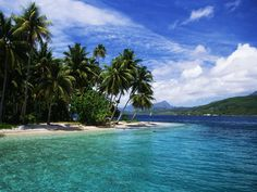 Tonga. I've been intrigued by the thought of visiting ever since having Tongan neighbors when I was 11 or 12.