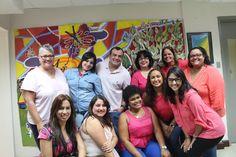 En la Fundación estamos muy comprometidos con la lucha contra el cáncer de mama, es por eso que hoy celebramos nuestro #PinkDayPR en apoyo a esas guerreras que día a día combaten la enfermedad, celebramos a las sobrevivientes y estamos en profunda solidaridad con las que ya no están físicamente con nosotros.  ¡La lucha sigue! #JuntosPodemos #MetamorfosisEscolar