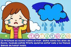 Cuaderno educativo de educación emocional Action Verbs, Toddler Activities, Smurfs, Acting, Homeschool, Feelings, Math, Fictional Characters, Toddlers